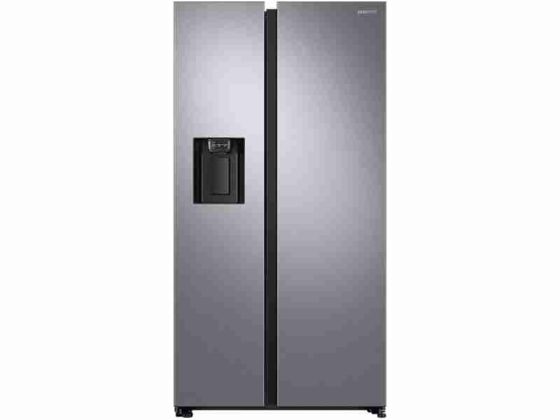 Холодильник Samsung RS68N8240SL серебристый