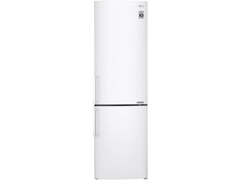 Холодильник LG GA-B499YQJL белый