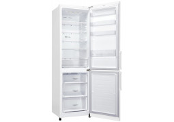 Холодильник LG GA-B499YQJL белый отзывы