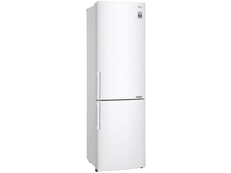 Холодильник LG GA-B499YQJL белый стоимость