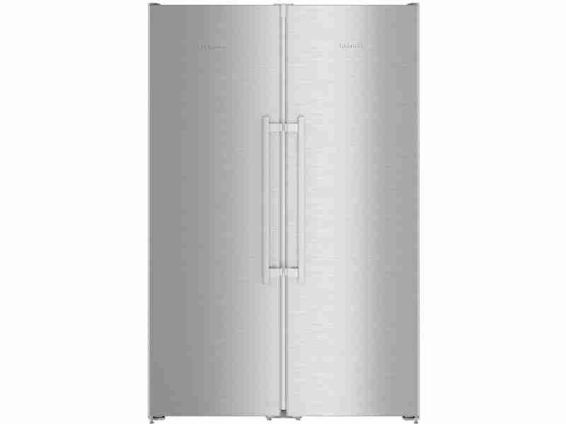 Холодильник Liebherr SBSef 7242 серебристый