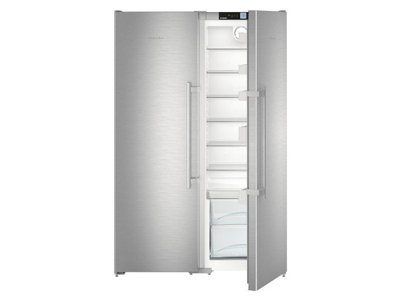 Холодильник Liebherr SBSef 7242 серебристый стоимость