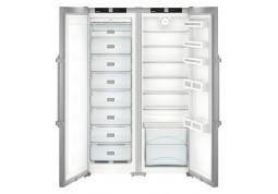 Холодильник Liebherr SBSef 7242 серебристый недорого
