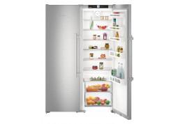 Холодильник Liebherr SBSef 7242 серебристый описание