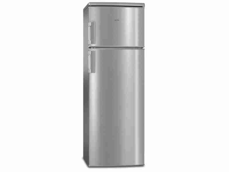 Холодильник AEG RDB 72321 AX нержавеющая сталь