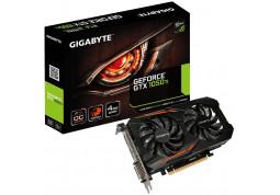 Видеокарта Gigabyte GeForce GTX 1050 Ti (GV-N105TOC-4GD) описание
