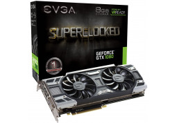 EVGA GeForce GTX 1080 08G-P4-6183-KR купить