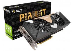 Видеокарта Palit GeForce RTX 2080 Ti Dual описание