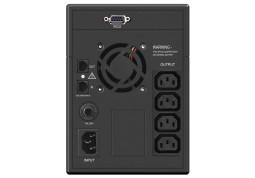 ИБП Mustek PowerMust 1000 LCD Line Int (1000-LCD-LI-T30) цена