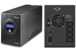 ИБП Mustek PowerMust 1000 LCD Line Int (1000-LCD-LI-T30)