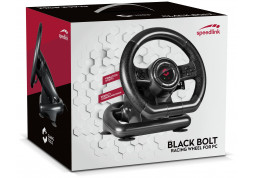 Руль Speed-Link Black Bolt Racing Wheel отзывы