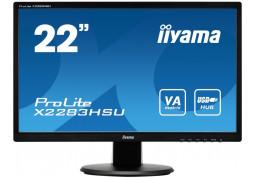 Монитор Iiyama ProLite X2283HSU-B1DP