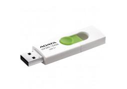 USB Flash (флешка) A-Data 64 GB UV320 White/Green (AUV320-64G-RWHGN) отзывы