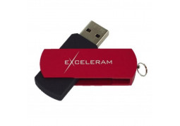 Флешка Exceleram 16 GB P2 Series Red/Black USB 3.1 Gen 1 (EXP2U3REB16)
