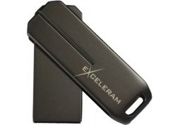 Флешка Exceleram U3 Dark USB 2.0 EXP2U2U3D16