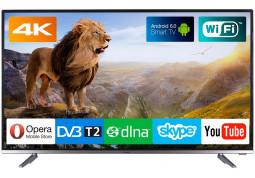 Телевизор BRAVIS UHD-55F6000 Smart