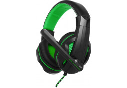 Наушники Gemix X-370 Black/Green