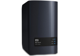 NAS сервер WD My Cloud EX2 Ultra без HDD