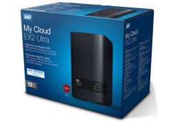 NAS сервер WD My Cloud EX2 Ultra без HDD фото