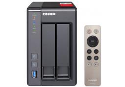 NAS сервер QNAP TS-251+ ОЗУ 8 ГБ дешево