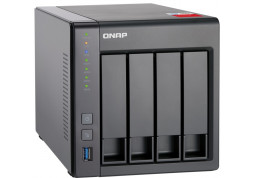 NAS сервер QNAP TS-451+ ОЗУ 2 ГБ