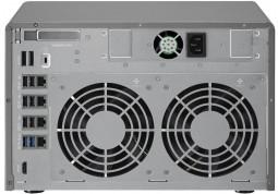 NAS сервер QNAP TVS-EC1080-E3 ОЗУ 8 ГБ дешево
