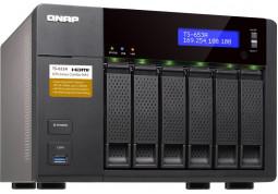 NAS сервер QNAP TS-653A ОЗУ 8 ГБ
