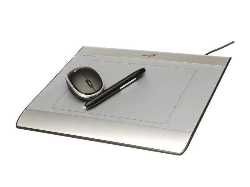 Графический планшет Genius MousePen i608X цена