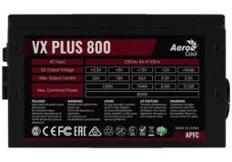 Блок питания Aerocool Value Plus VX Plus 800W