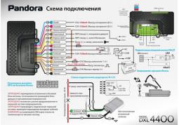 Автосигнализация Pandora DXL 4400 купить