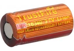 Аккумулятор TrustFire 1x16340 650 mAh - Интернет-магазин Denika