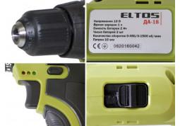 Шуруповёрт аккумуляторный Eltos ДА-18Li отзывы