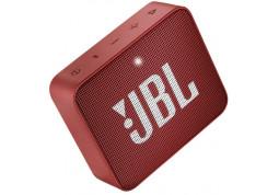 Портативная акустика JBL GO 2 Ruby Red (GO2RED)