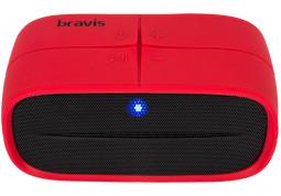 Портативная акустика BRAVIS BW08 Red