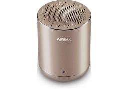 Портативная акустика Wesdar K23 Gold стоимость