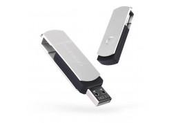 Флешка Exceleram 8 GB P2 Series Silver/Black USB 2.0 (EXP2U2SIB08)