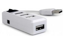 Картридер/USB-хаб Gembird UHB-U2P4-11