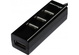 Картридер/USB-хаб Grand-X GH-403