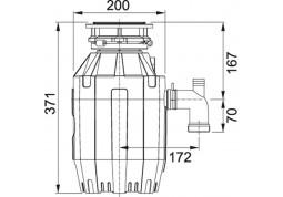 Измельчитель отходов Franke Turbo Elite TE-50 стоимость