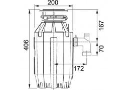 Измельчитель отходов Franke Turbo Elite TE-125 стоимость