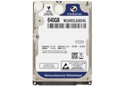 Жесткий диск MediaMax WL640GLSA854G