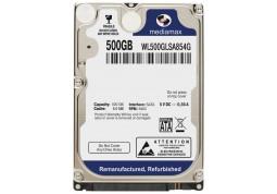 Жесткий диск MediaMax WL500GLSA854G