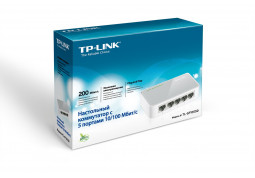 Коммутатор TP-LINK TL-SF1005D описание