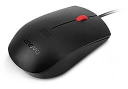Мышь Lenovo Fingerprint Biometric USB Mouse цена