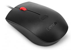 Мышь Lenovo Fingerprint Biometric USB Mouse дешево