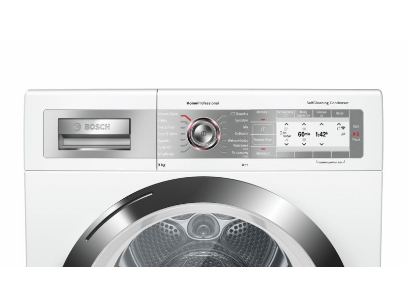 Сушильная машина Bosch WTYH7781PL купить