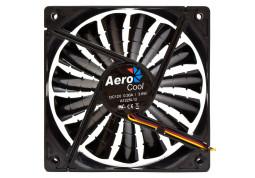 Вентилятор Aerocool Shark Fan 120 Blue Edition (4710700955420) описание