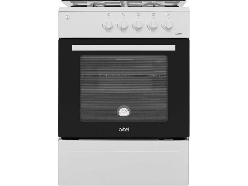 Комбинированная плита Artel Apetito 10-E White