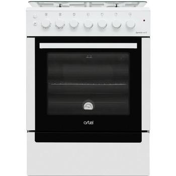 Комбинированная плита Artel Apetito 01-E White
