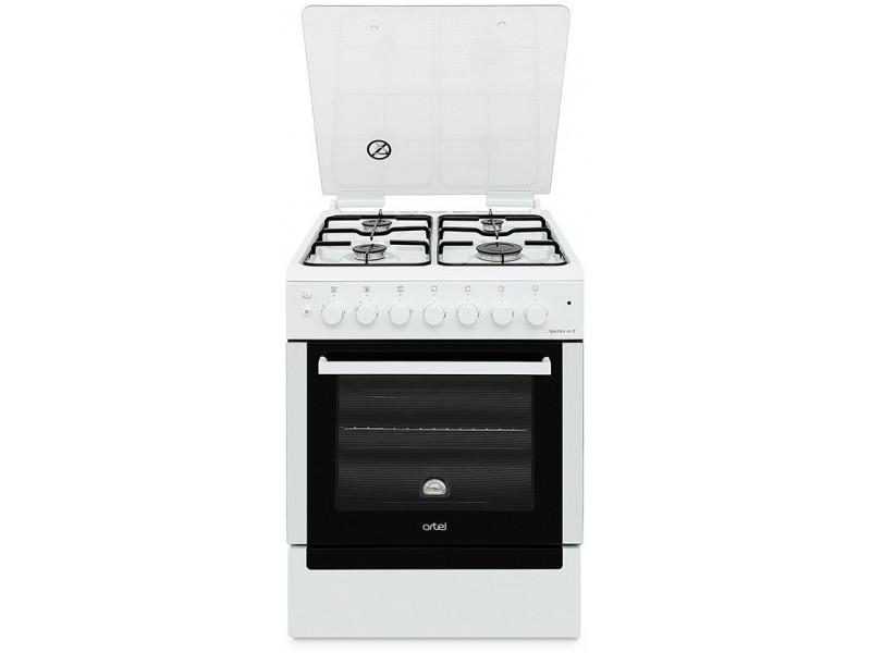 Комбинированная плита Artel Apetito 01-E White недорого